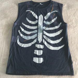 Fortnite Skull Trooper t-shirt